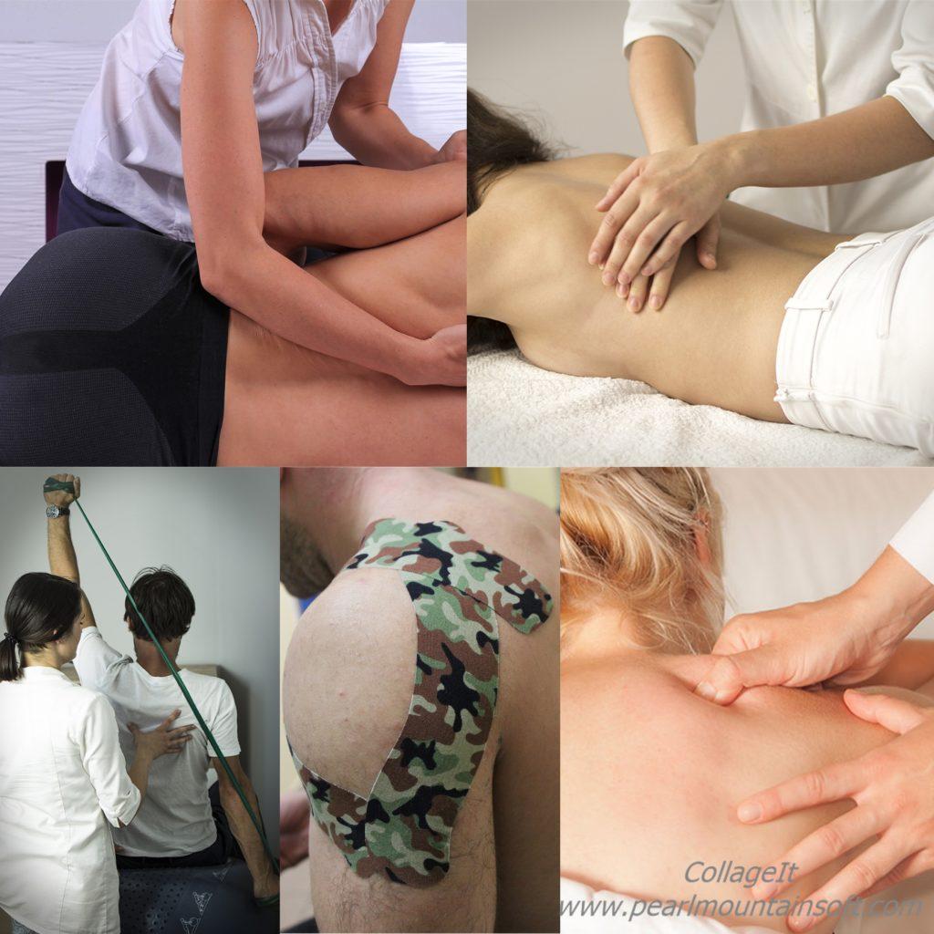Fizjoterapia z pasją oferta - fizjoterapia